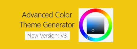 Report Theme Generator V3 - Power BI Tips and Tricks