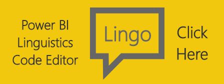 Introducing Lingo