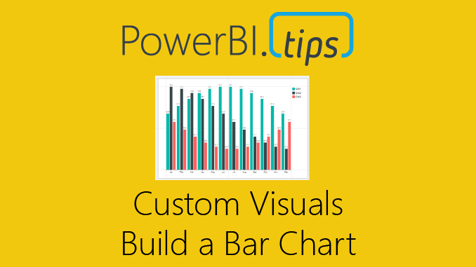 Custom Visuals Bar Chart