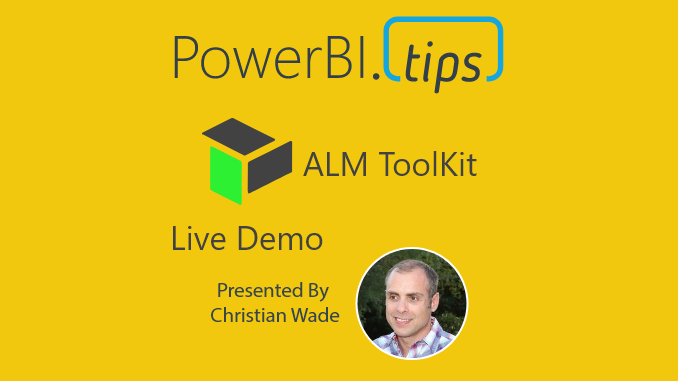 Christian Wade ALM Toolkit