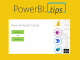Power Platform Icons in a row